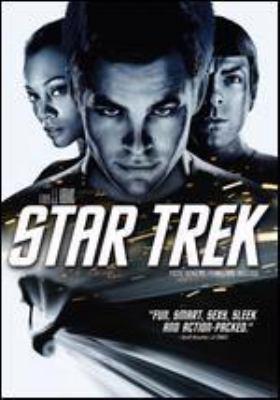 Cover image for [DVD videorecording]. : Star trek.