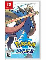 Cover image for Pokemon sword