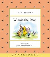 Cover image for Winnie-the-Pooh