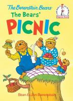 Cover image for The bears' picnic