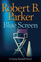 Cover image for Blue screen