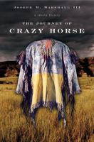 Cover image for The journey of Crazy Horse : a Lakota history