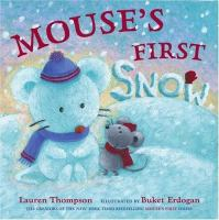 Cover image for Mouse's first snow