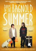 Cover image for Days of the Bagnold summer