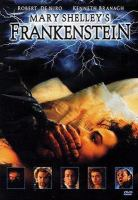 Cover image for Mary Shelley's Frankenstein