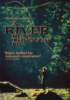 Cover image for A river runs through it