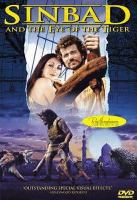 Cover image for Sinbad and the eye of the tiger