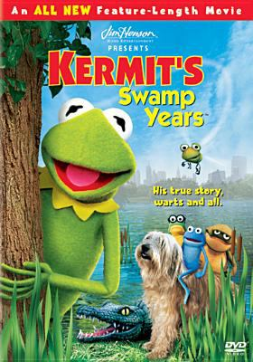 Imagen de portada para Kermit's swamp years