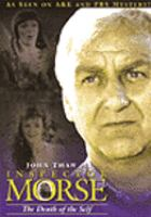 Cover image for Inspector Morse The death of the self