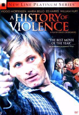 Cover image for A history of violence