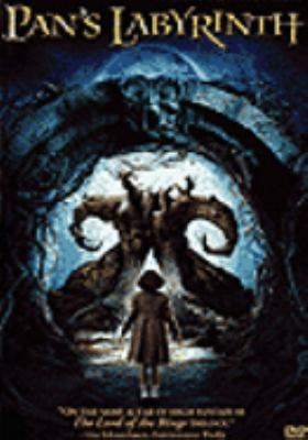 Cover image for Pan's labyrinth