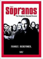 Cover image for The Sopranos the complete second season
