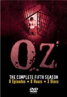 Cover image for Oz The complete fifth season