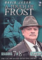 Cover image for A touch of Frost Seasons 7 & 8