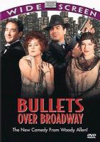 Cover image for Bullets over Broadway