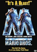 Cover image for Super Mario Bros.