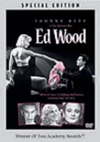 Cover image for Ed Wood