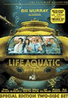Cover image for The life aquatic with Steve Zissou