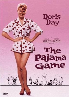 Cover image for The Pajama game