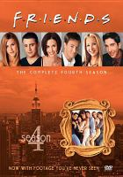 Cover image for Friends The complete fourth season