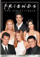Cover image for Friends The series finale