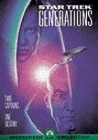 Cover image for Star trek, generations