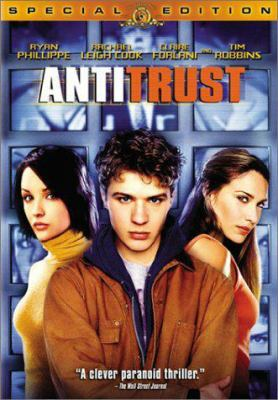 Cover image for Antitrust