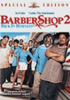 Cover image for Barbershop 2 Back in business