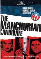 Cover image for The Manchurian candidate