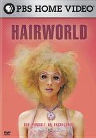 Cover image for HairWorld the pursuit of excellence