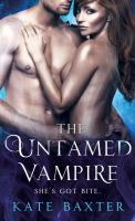 Cover image for The untamed vampire