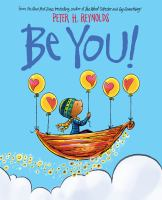 Cover image for Be you!