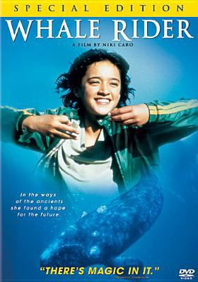 Cover image for Whale rider