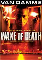 Cover image for Wake of death