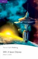 Cover image for 2001 : a space odyssey