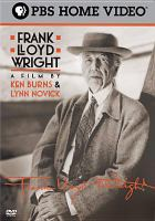 Cover image for Frank Lloyd Wright