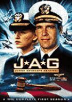 Imagen de portada para JAG, Judge Advocate General The complete first season