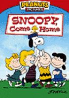 Cover image for Snoopy, come home