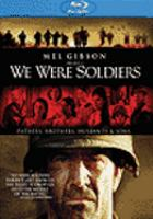 Cover image for We were soldiers