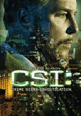 Cover image for CSI: crime scene investigation : The eighth season