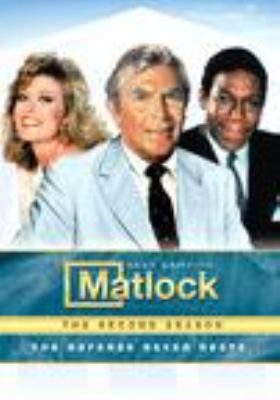 Cover image for Matlock The second season