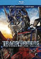 Cover image for Transformers : Revenge of the Fallen