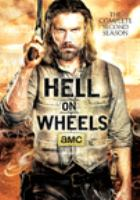 Cover image for Hell on wheels The complete second season
