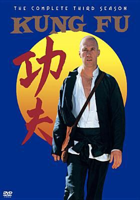 Cover image for Kung Fu.  the complete third season