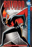 Cover image for Batman beyond Season three