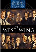 Cover image for The West Wing The complete seventh season