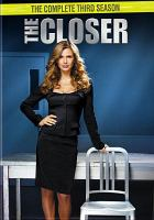 Cover image for The closer The complete third season