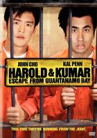 Cover image for Harold & Kumar escape from Guantanamo Bay