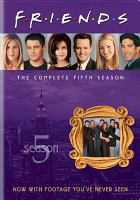 Cover image for Friends The complete fifth season