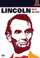 Cover image for Lincoln, his life and legacy